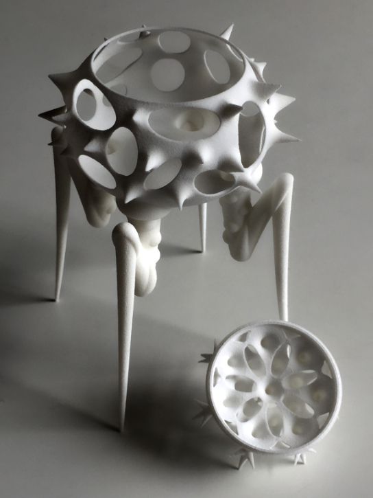 Biomorphic Objects