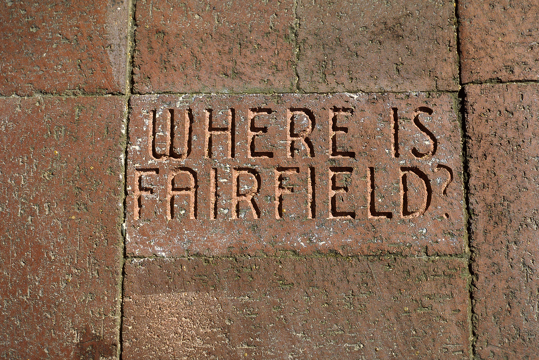Where Is Fairfield?
